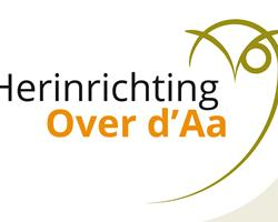 logo herinrichting Over d'Aa