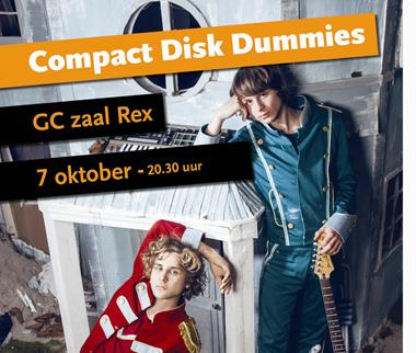 foto: Compact Disk Dummies